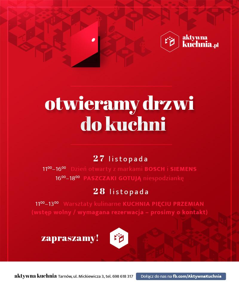 Aktywna Kuchnia w Tarnowie