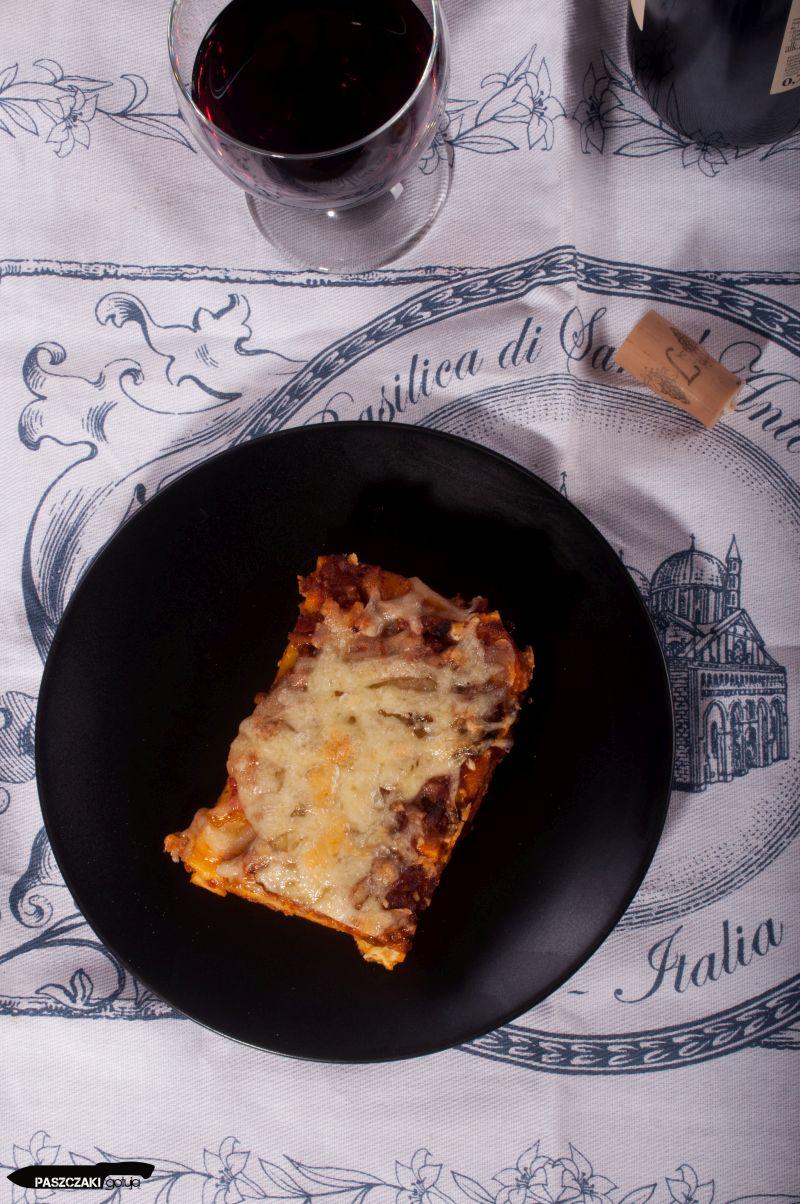 Lasagne bez glutenu