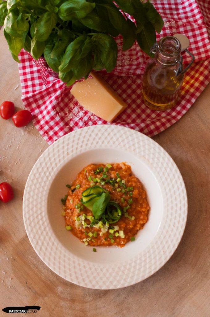 pomidorowe ristotto